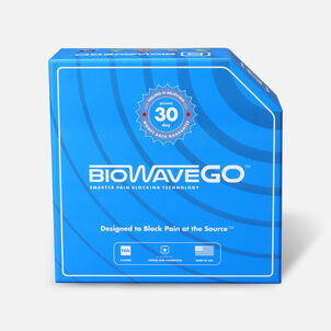 BioWaveGO Wearable Chronic Pain Relief Technology