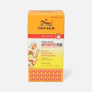 Tiger Balm Arthritis Rub, 4 fl oz