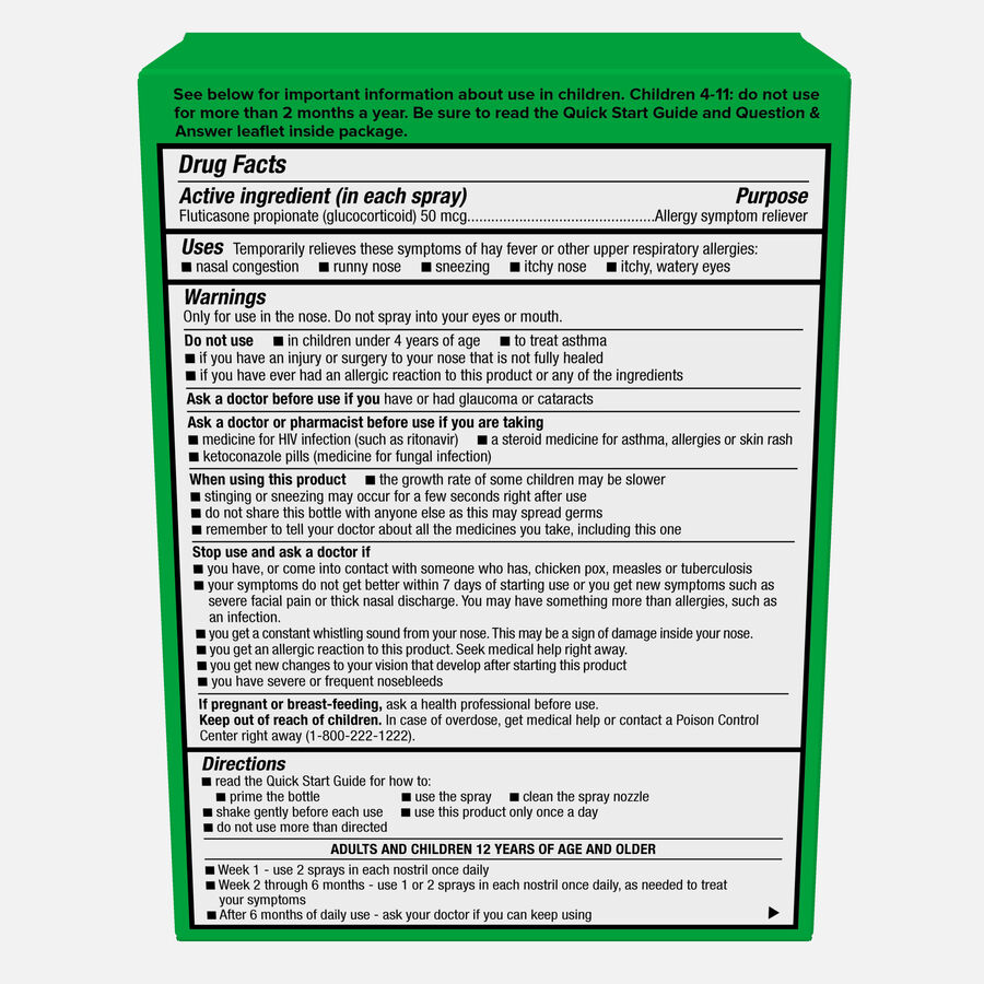 Caring Mill™ Allergy Relief Nasal Spray, 11.1 mL, , large image number 2