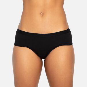 The Period Company, The Light Absorbency Bikini, Black
