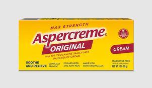 Aspercreme Original Pain Relieving Cream, 3 oz