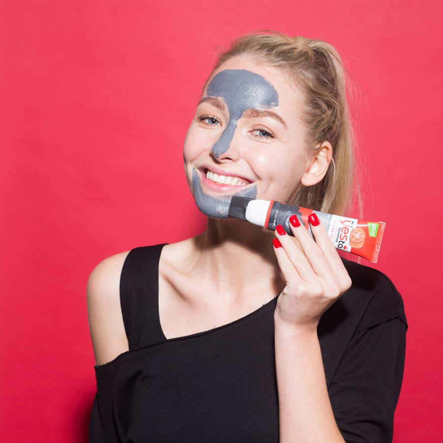 Yes To Tomatoes Charcoal Peel-Off Mask, , large image number 3