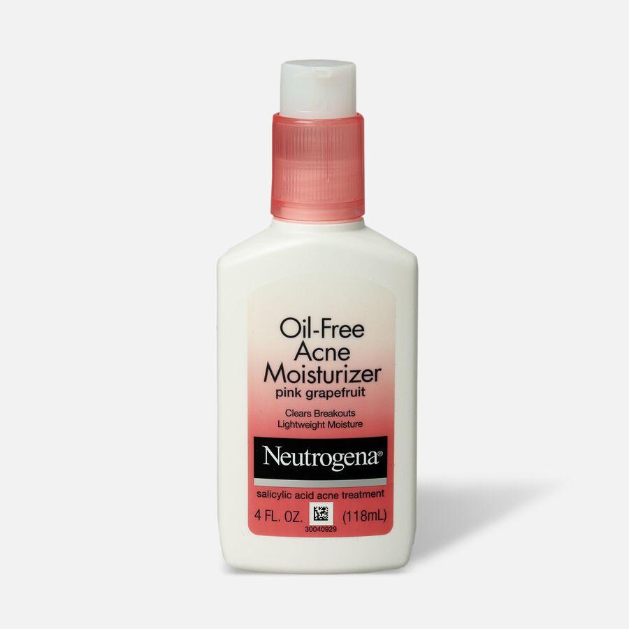 Neutrogena Pink Grapefruit Oil-Free Facial Moisturizer, 4oz., , large image number 0
