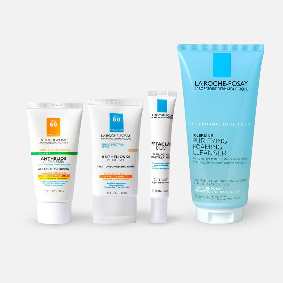 La Roche-Posay Daily Skincare Bundle, , large image number 0