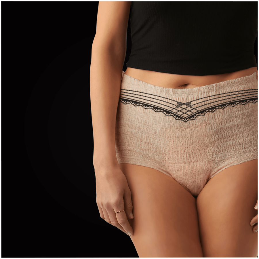 Always Discreet Boutique Max Incontinence Underwear, Large, 18 ct, , large image number 7