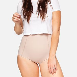 Belly Bandit Postpartum Recovery Panty, Nude, Size Large