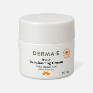 Derma E Acne Rebalancing Cream, 2 oz
