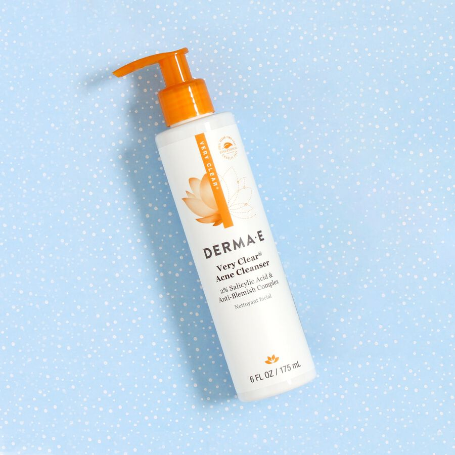 Derma E Acne Facial Cleanser, , large image number 3