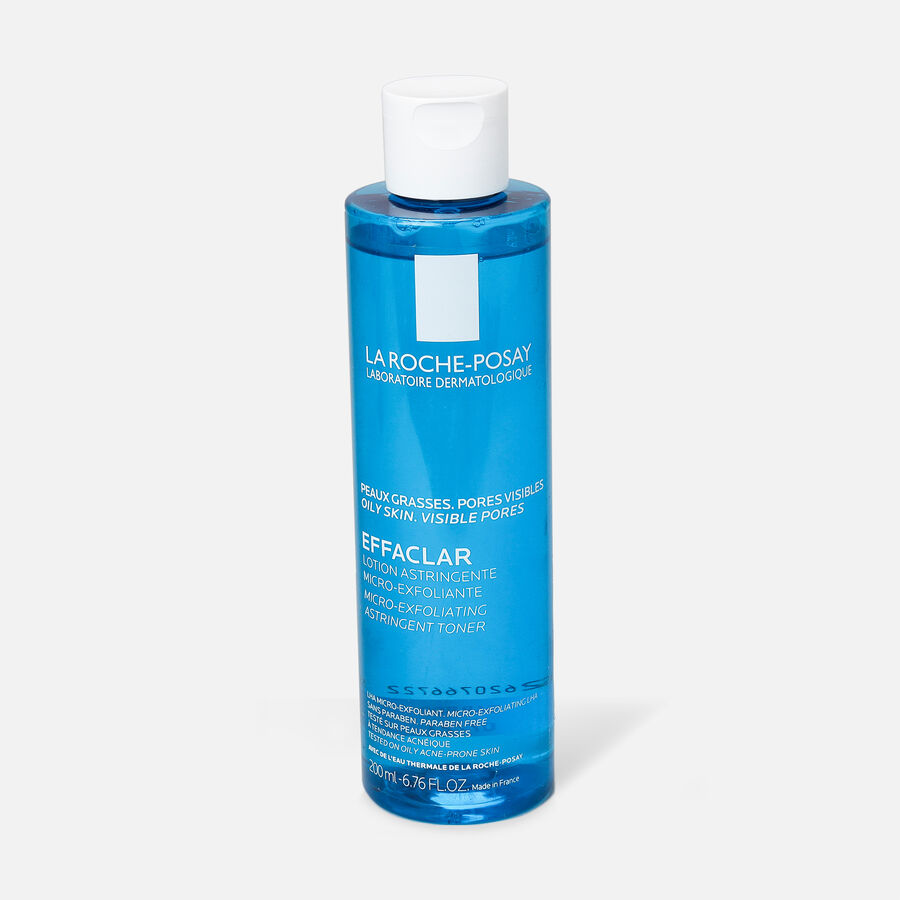 La Roche-Posay Effaclar Astringent Face Toner for Oily Skin, 6.76 oz, , large image number 0
