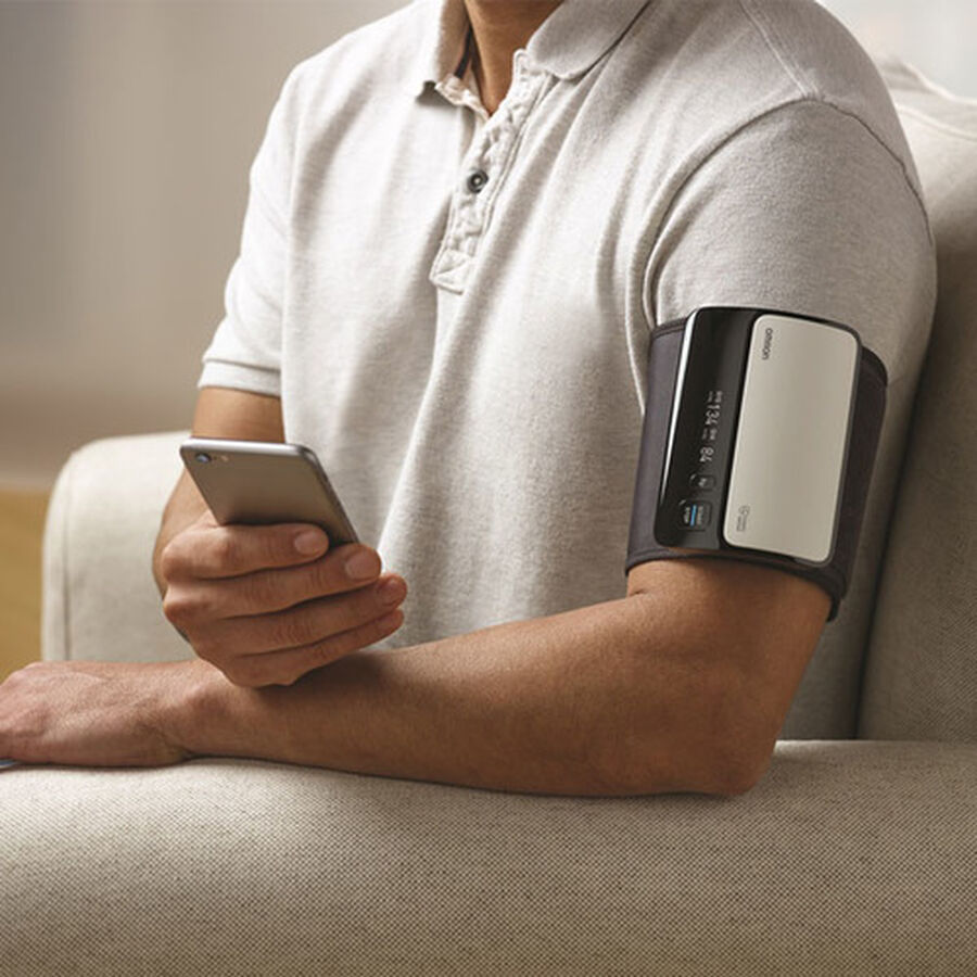 Omron Evolv Wireless Upper Arm Blood Pressure Monitor- BP7000, , large image number 4