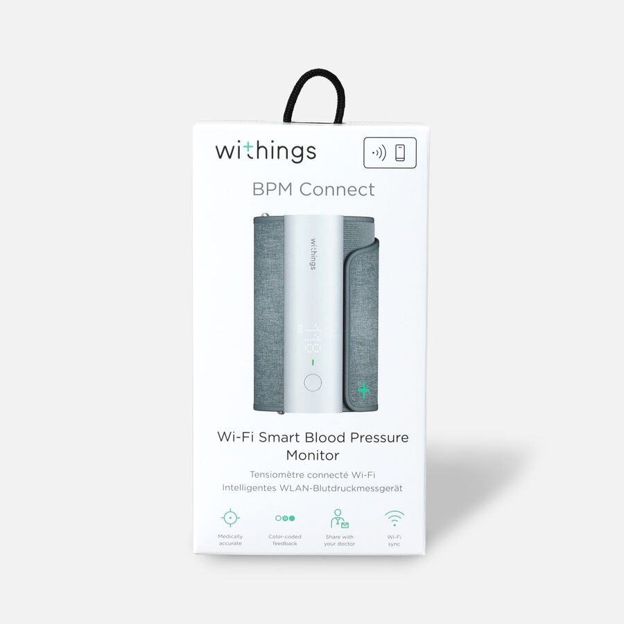 Withings BPM Connect Smart Blood Pressure Monitor, , large image number 2