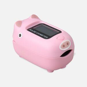 Caring Mill® Pediatric Oximeter-PINK PIG